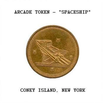 Arcade Token - Coney Island, NY