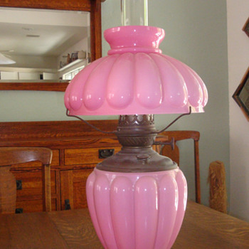 My grandmother's lamp - Lamps