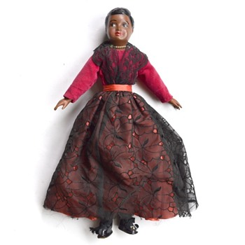 African-American doll