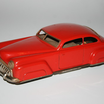 Distler 7000 tin car
