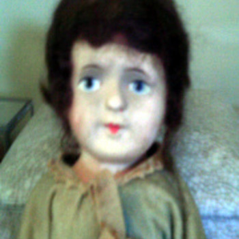 Anyone know what type of doll this is? - Dolls