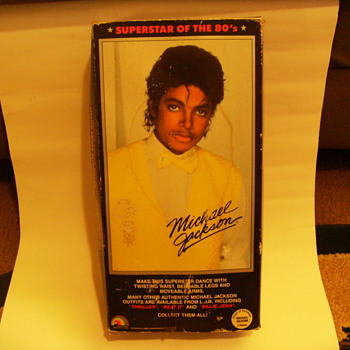 1984 Micheal Jackson Thiller Doll