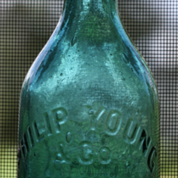 ~~~Savannah Eagle Soda Bottle~~~