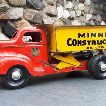 Minnitoy Minni-construction Hydraulic Dump  - Model Cars