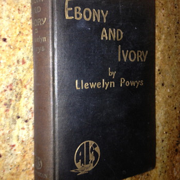 Ebony and Ivory  - Books