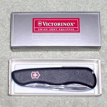 "2000 - Victorinox ""Fireman's"" Pocket Knife"