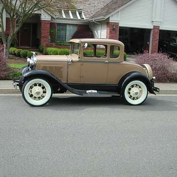 1931 Ford Model A - Classic Cars
