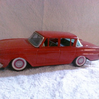 Oddball Corvair and Rambler friction cars... - Model Cars