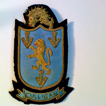 Culligan Crest - Rugs and Textiles