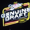 Miller Genuine Draft Neon Sign