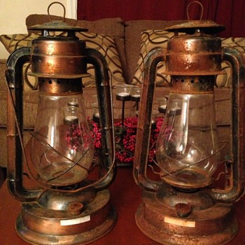Old Lanterns - Lamps