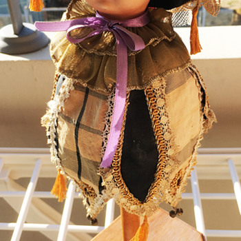 Marotte reproduction doll