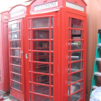 The Big Red British Surprise - Telephones