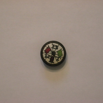 Odd button or clasp - Sewing