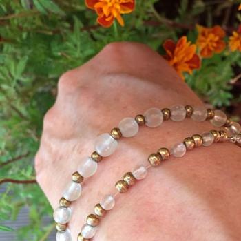 WMF Myra Ikora Beads Bracelets.