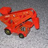 Adams loader tin toy