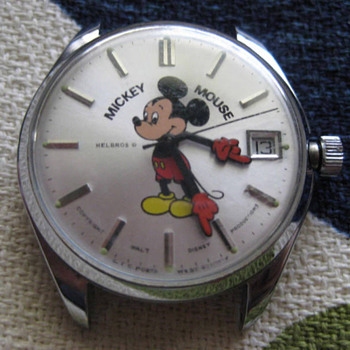 Mickey Mouse - Wristwatches