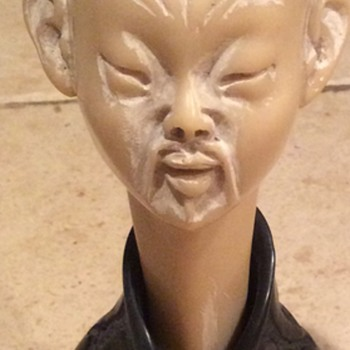 Asian Figurine Bust