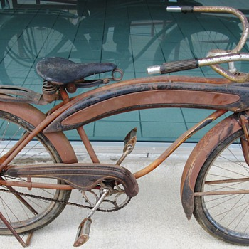 1938 Hiawatha Arrow Bicycle - Outdoor Sports