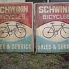 70s schwinn sign