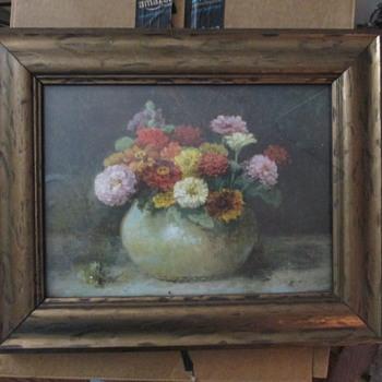 Helene Marie Stromeyer (1834 - 1924) - Visual Art