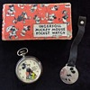 My first American Mickey Pocket Watch