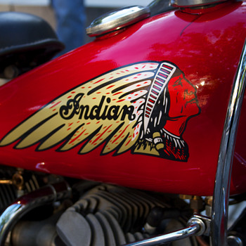 Indian Motorcycle….. - Motorcycles
