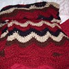 This is an Afghan of  un-recalled makings