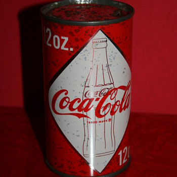 Coca cola diamond coke can