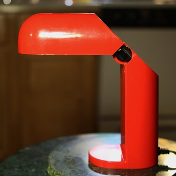 Modern Desk Light - 1970s?