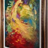 Bertalan Bodnar Original Oil Painting