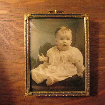 Grandfather's Picture - Visual Art