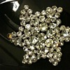 Large Rhinestone Pin