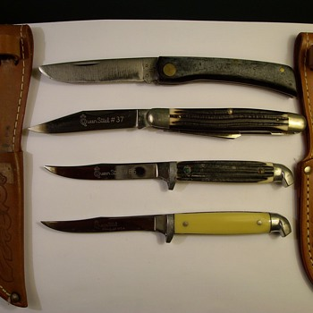 Queens Steel Knives 1920's-1970's