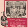 1955 Drambuie Advertisements