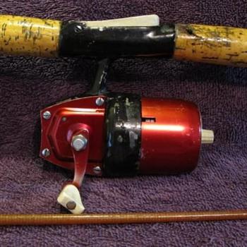 Bronson Uni-Spin - Fishing