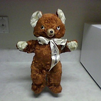 CUBBI GUND  GROWLER BEAR