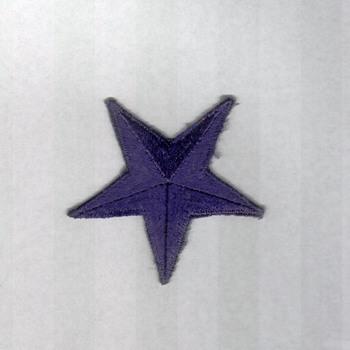 Unknown Star Shoulder Patch