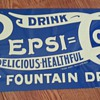 DRINK PEPSI = COLA DELICIOUS-HEALTHFUL BEST FOUNTAIN DRINK