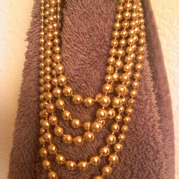Metal Beads - Costume Jewelry