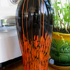 Kralik Lines &amp; Spots Vase 
