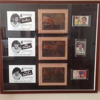 Nokona Baseball box print plates