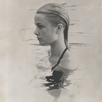 Grace Kelly Candid Photo (1956) - Photographs