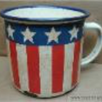 Bicentennial Enamelware - Kitchen