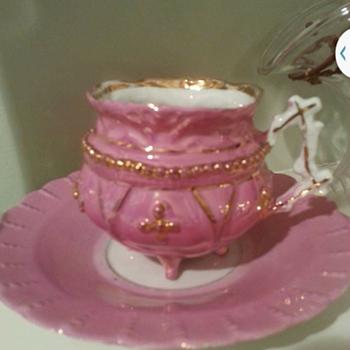 Antique German Teacup