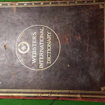 webster's international dictionary australasian edition 1908