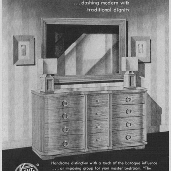 1950 Kent Coffey Furniture Advertisements