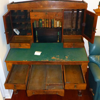 My Favorite Antique Desk