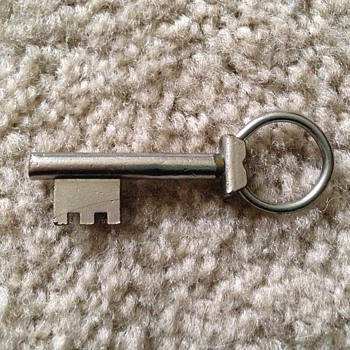 Where Is This Key From? - Tools and Hardware