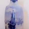 "very rare Legras perfume bottle  ""Delft"""